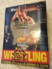1987 Topps WWF Unopened Wrestling Wax Pack Box BBCE Authentic Wwe