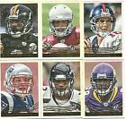 Lot of 16 2015 Donruss Throwback Football 1984 retro set of 16 complete