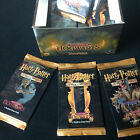 Harry Potter Adventures at Hogwarts trading card game partial box (25 packs)