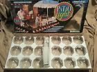 Vintage Patio plastic party lights Vintage blow mold style patio lights 18ft NOS