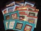 BEADS Counted Cross Stitch Kits YOU CHOOSE! Winter,Autumn,+
