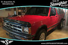 Chevrolet: Blazer 4dr 4WD 4 below $7000 dollars