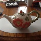 Fitz & Floyd April Flowers Tea Pot
