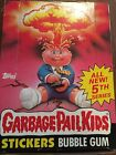 Topps Garbage Pail Kids Card Stickers 5th Edition - Full Wax Box