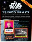 Star Wars Road to Rogue One Sealed HOBBY Box(es) PRE-SELL Sept 30th *Free S H*