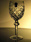 Waterford Crystal Powerscourt Goblet - Boxed Vintage Mint Made in Ireland