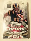 2013 TOPPS CHROME FOOTBALL HOBBY SEALED BOX Tavon Austin Rookie?