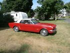 Ford Mustang 1964 1 2 mustang convertable