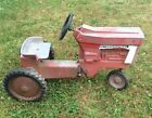 Vintage Ertl International Pedal Tractor Model 404 Sold As Is