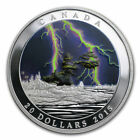 2015 Summer Storm Weather Phenomenon Proof 20 Silver Coin 1oz