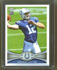 Law of Cards: Andrew Luck and Leaf Settle Lawsuit 5