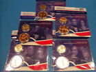 US MINT 2009 PRESIDENTIAL 1 COIN  FIRST SPOUSE MEDAL SET ALL 5 SETS SEALED