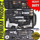 Air Tool Set 77pce Professional Gun, Ratchet, Wrench, Grinder, Hammer Socket Hex