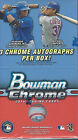 2016 BOWMAN CHROME BASEBALL FACTORY SEAL VENDING HOBBY BOX