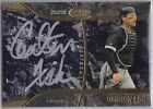 2016 Topps Tier One Carlton Fisk SILVER INK AUTO SP 10 10 1 Autograph