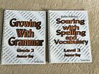 Soaring with Spelling  Growing with Grammar Level 2 Answer Keys
