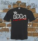 T-SHIRT DATE OF BIRTH 1994 A STAR WAS BORN gift idea humor funny