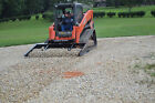 Skid Steer box blade grader spreader Skid Steer attachment landscaper