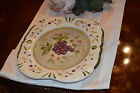 Pamela Gladding La Toscana Certified International Grape Style Dinner Plate