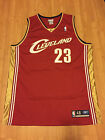 2004 Lebron James Cleveland Cavaliers Authentic Reebok Jersey Rookie 48
