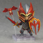 Dota 2 Ti6 2016 Secret Shop Exclusive Nendoroid Dragon Knight Figure w Code