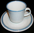 MIKASA STONEWARE CUP and SAUCER
