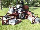 2006 TORO 580D GROUNDSMASTER 16 golf course MOWER 80 HP DIESEL HYDRO 2761 HRS