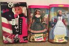 BARBIE CIVIL WAR NURSE, PIONEER & GEORGE NIB