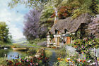 1000Piece Jigsaw Puzzle The lake house Hobby Home Decoration DIY