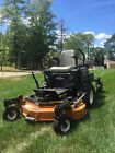WOODS MOWN MACHINE Zero Turn 52 Commercial Lawn Tractor Mower