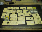 MCCULLOCH CHAIN SAW PARTS LOT NEW OLD STOCK LOT # 7