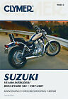 CLYMER SUZUKI VS1400 INTRUDER BOULEVARD SERVICE MANUAL Motorcycle M482-3 70-0482