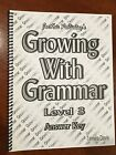 Growing With Grammar Level 3 Answer Key