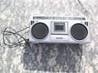 Sanyo M9802 Am/FM 2 Band Radio Cassette Recorder Boombox 6535