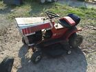 Sears Riding Tractor Mower Lt 10/36 Briggs? Vintage Antique Project Nr