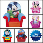 Disney Nickelodeon Marvel Kids High Back Chairs Free Shipping 1