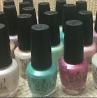 OPI Nail Lacquer Polish Soft Shades Pastels Collection Choose your colors