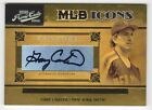2005 Playoff Prime Cuts Gary Carter Auto Century Icons #10 25 Mets