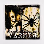 VERMIN Filthy F***ing Vermin CD NEW PROMO RARE METAL SWEDEN IMPORT