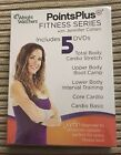 Weight Watchers fitness workout Points Plus Jennifer Cohen 5 DVDs 15 Workouts