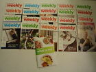 20 Weight Watchers 2015 Weekly booklets w tips recipes fitness