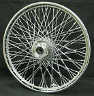 Chrome Ultima 80 Twisted Spoke Front 21
