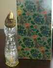 VINTAGE AVON BIRD OF PARADISE COLOGNE DECANTER IN THE ORIGINAL BOX EMPTY
