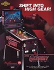 Getaway, High Speed II Pinball