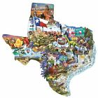 Welcome to Texas! a 1000-Piece Jigsaw Puzzle by Sunsout Inc.