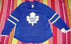 Toronto Maple Leafs Reebok Edge AUTHENTIC Jersey NWT New MADE IN CANADA