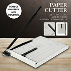 18 Paper Cutter Guillotine Metal Base A3 Trimmer Scrap Booking Home Office
