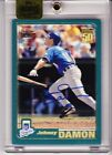 2016 Topps Archives Signature Series JOHNNY DAMON Auto 11 20 ROYALS 2000