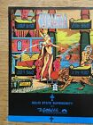 CLEOPATRA BY GOTTLIEB 1977  PROMO PINBALL BROCHURE.MINT STORED IN PLASTIC