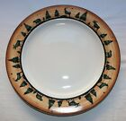 SAKURA David Carter Brown LOG CABIN COLLECTION Chop Plate